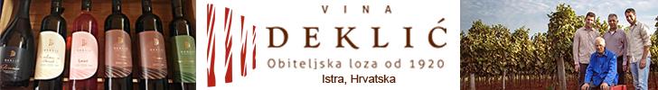 Vina Deklić, Vižinada