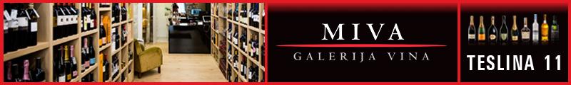 MIVA Galerija vina Teslina