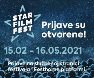 Star Film Fest - prijave su otvorene
