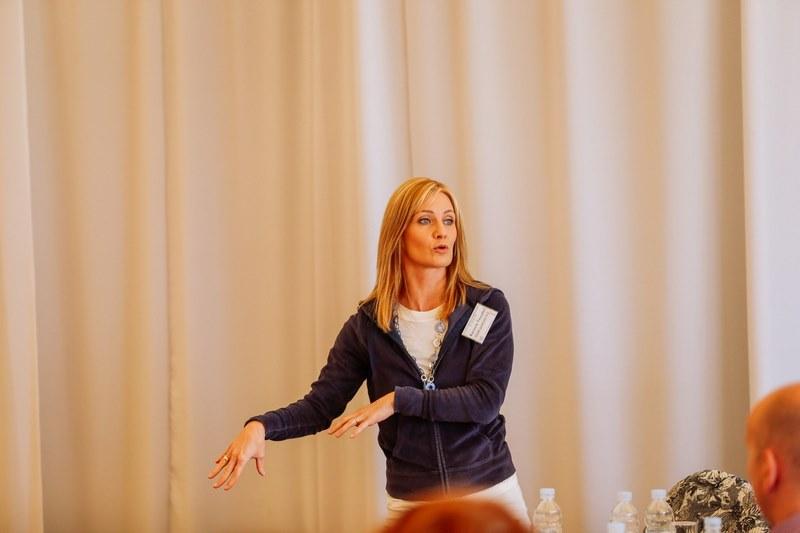Karmela Tancabel, voditeljica odjela marketing i izvoz u Iločkim podrumima