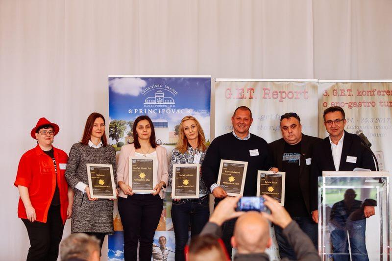 Excellence star ktegorija: Iločki podrumi, Bolfan Vinski vrh, Vuglec breg, Meneghetti, Boškinac, Saints Hills i Korta Katarina.