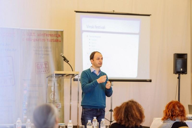 Saša Špiranec, uvaženi vinski konzultant, publicist:  Vinski festivali, prezentacije i vodiči