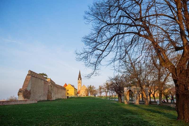 Stari kraljevski grad Ilok