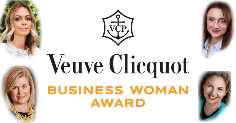 Veuve Clicquot Business Woman Award 2018.