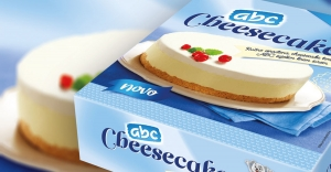 Ledo ABC cheesecake