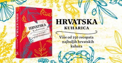 Croatia - The Cookbook (Hrvatska kuharica)