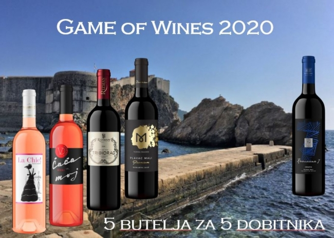 Game of wines 2020