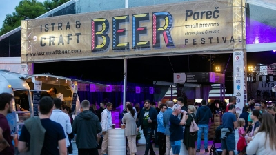 Drugi Istra & Craft Beer Festival